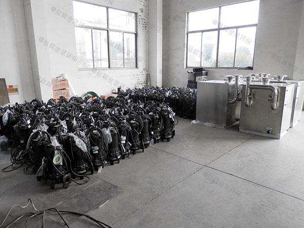 餐饮环保室内全自动智能型污水隔油器维修