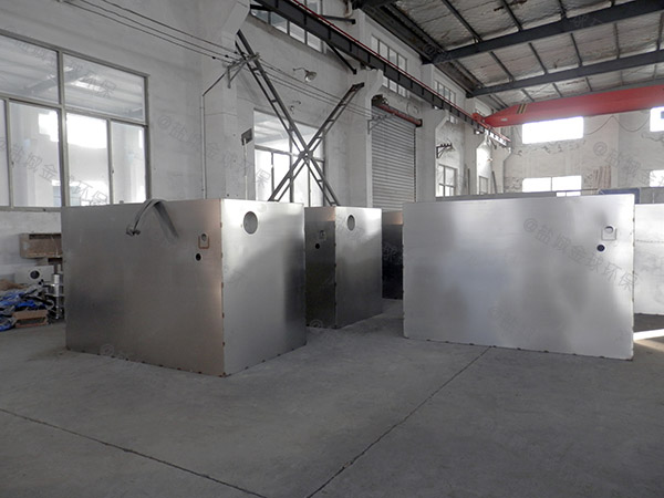 厨下型室外移动式污水油水分离设备维护